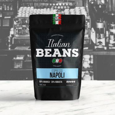 Espresso Probierpaket Italian Grande 6 x 500g Bohnen – Bild 6