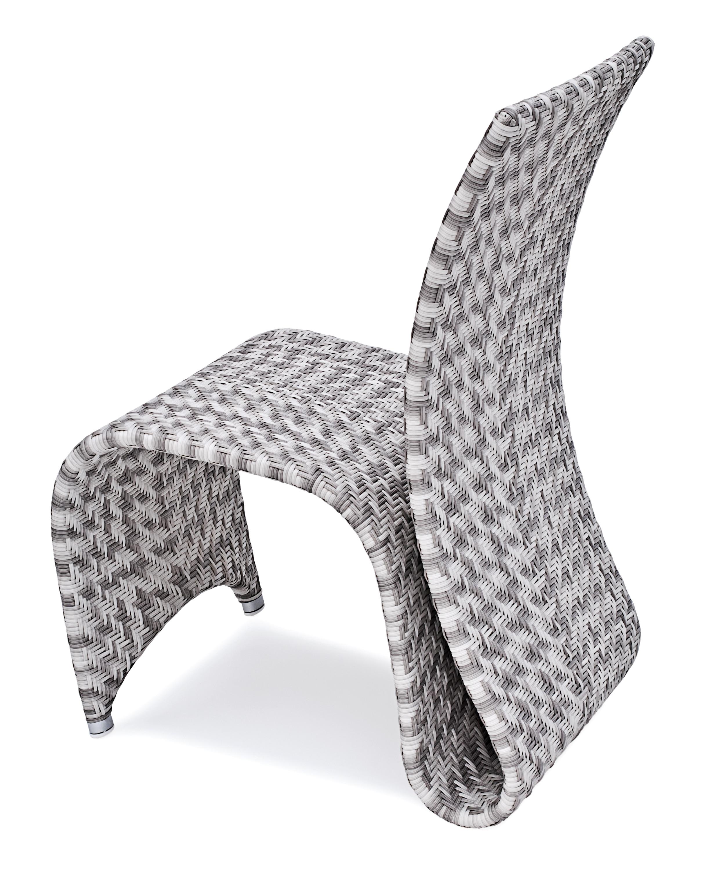 2 Designer Gartenstühle Fiorana 2 (2er-Set) Gartenmöbel Stühle & Sessel