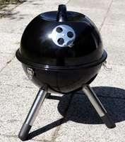 Tragbarer Kugel-Grill 11120 von Grillchef 001