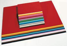 Tonpapier, 100 Blatt, 35 x 50 cm