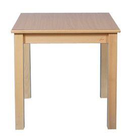 Quadrat-Tisch, 80 x 80 cm