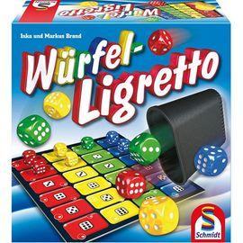 Würfel-Ligretto