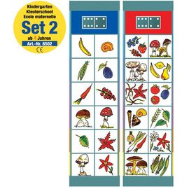 Flocards Kindergarten Set