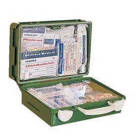 QUICK Erste-Hilfe-Koffer mit  Wandhalterungs-Clip
