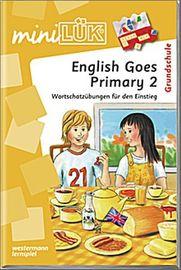 mini LÜK English Goes Primary 2