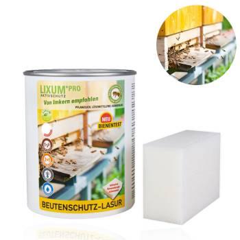 LIXUM PRO 100% biologische & natürliche Beutenschutz Lasur