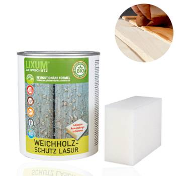 LIXUM Weichholzschutz