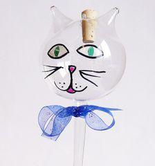 2 Durstkugeln Katze Durstkugel Bewässerungskugeln Pflanzensitter