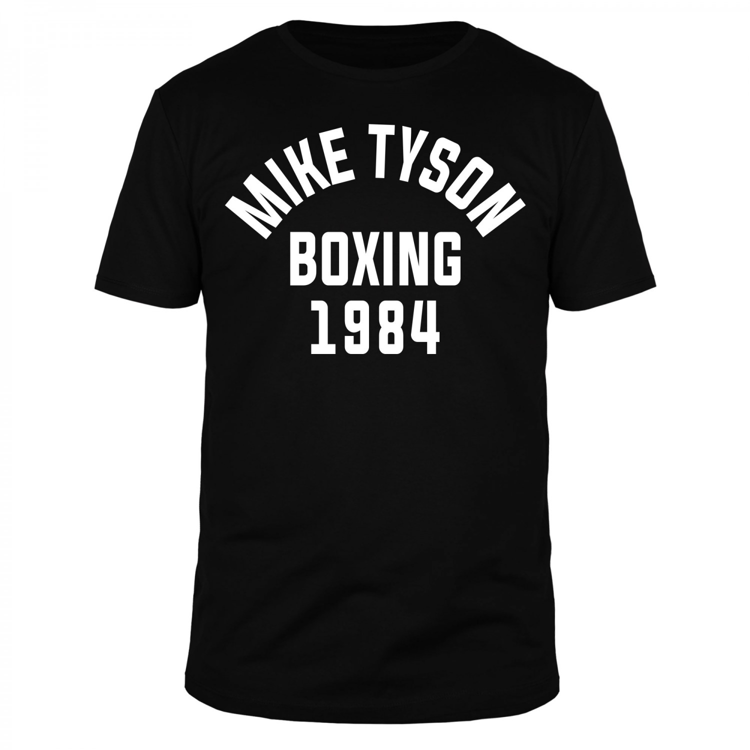 Mike Tyson Boxing 1984 - Männer T-Shirt