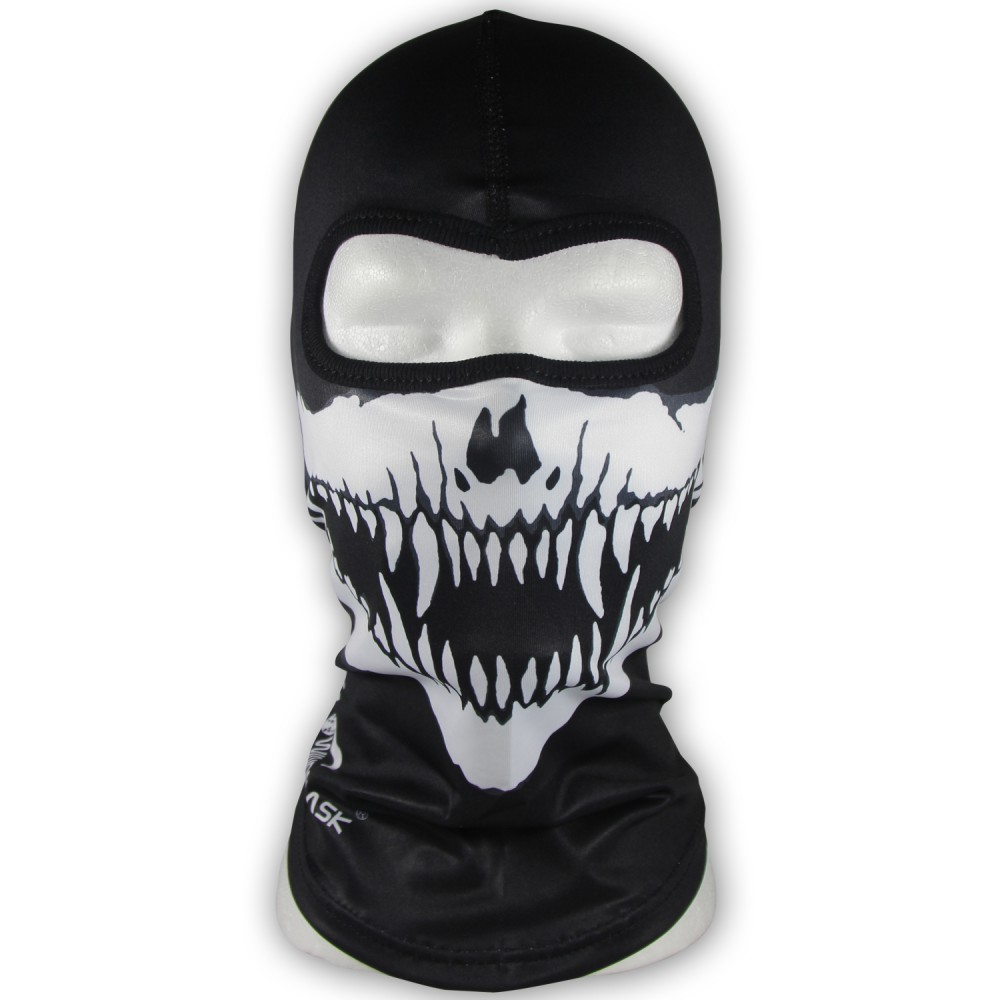 WINDMASK - Monster Face - Sturmhaube Poly