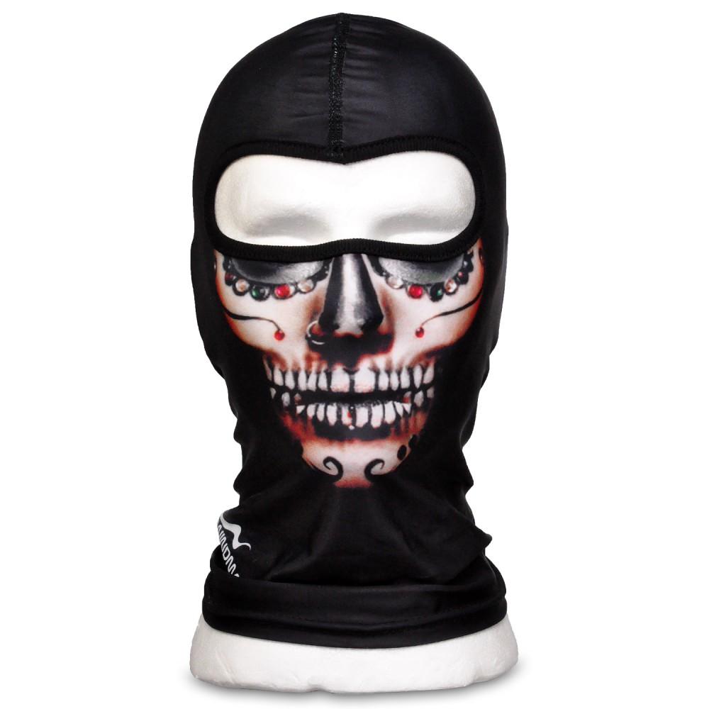 WINDMASK - Mexican Skull - Sturmhaube Poly