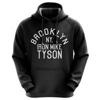 Brooklyn NY Iron Mike Tyson - Männer Hoodie