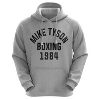 Mike Tyson Boxing 1984 - Männer Hoodie