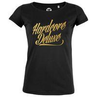 Hardcore Deluxe Gold Edition - Frauen T-Shirt