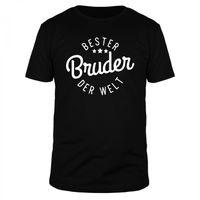 Bester Bruder der Welt - Männer Organic T-Shirt