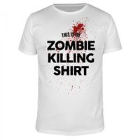 This is my Zombie Killing Shirt - Männer T-Shirt