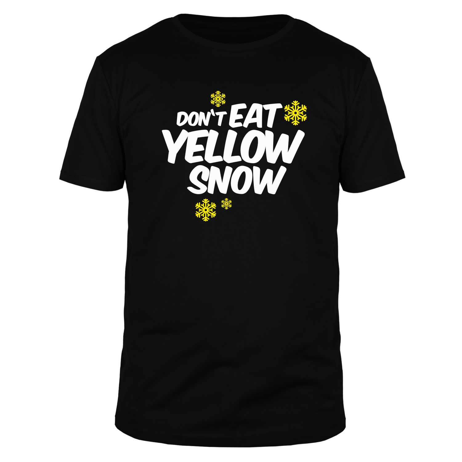 Dont Eat Yellow Snow - Männer T-Shirt