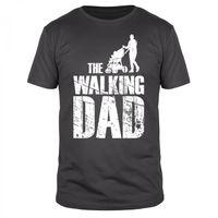 The Walking Dad - Männer T-Shirt