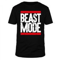 Beast Mode Run - Männer T-Shirt