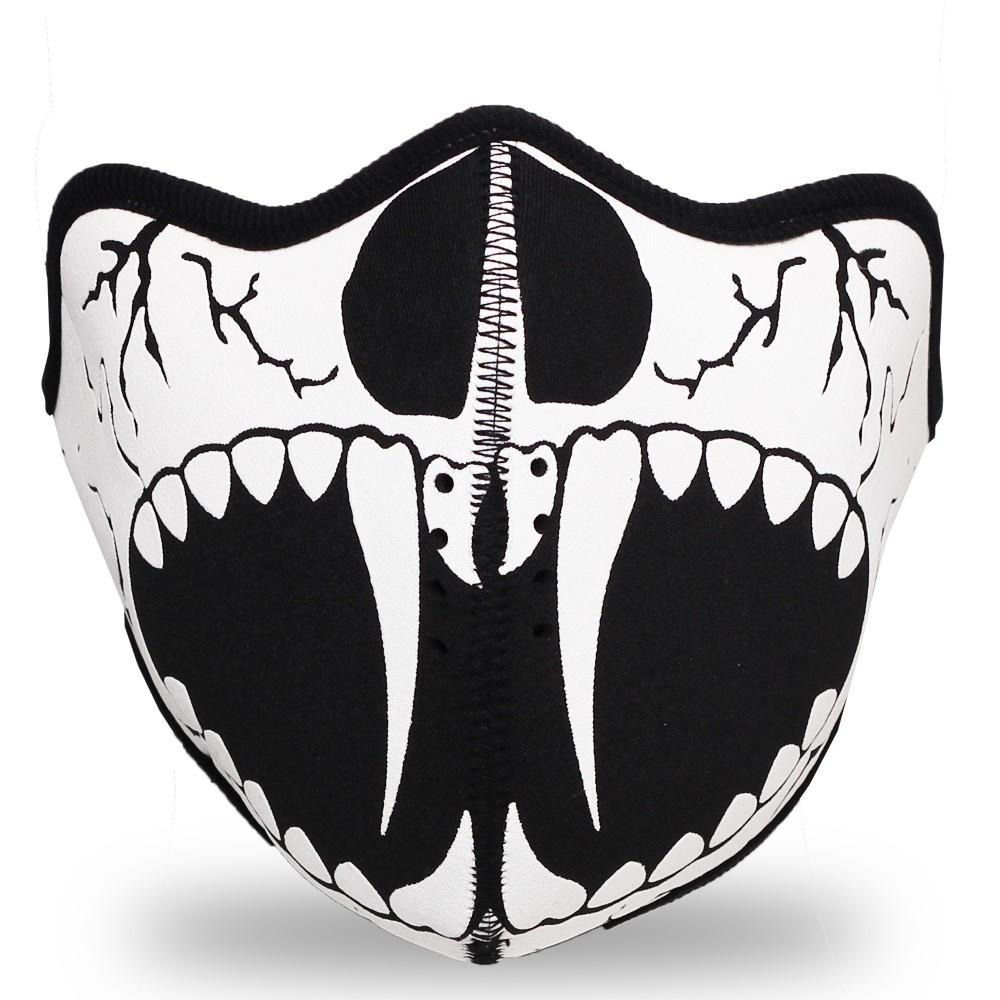 WINDMASK Neopren Halbgesichtmaske ohne Nasenbügel - #114