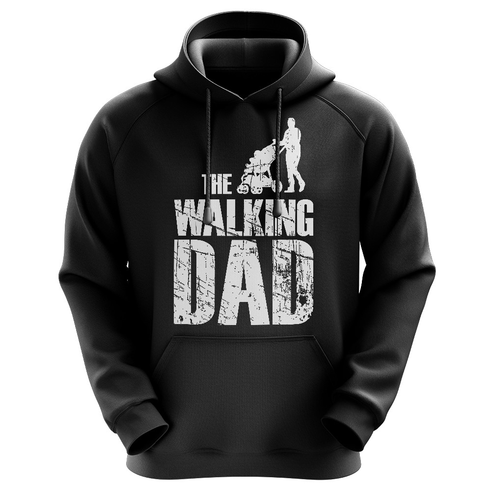 The Walking Dad - Männer Hoodie