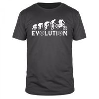 Evolution Downhill Bike - Männer T-Shirt