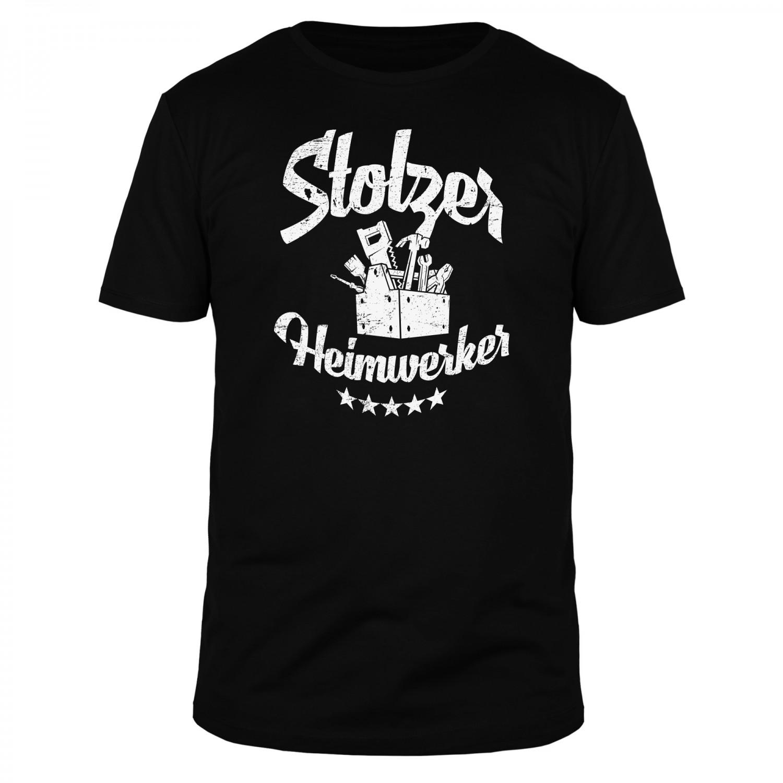 Stolzer Heimwerker - Männer T-Shirt