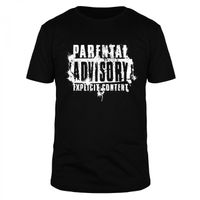 Parental Advisory - Explicit Content Vintage - Männer T-Shirt
