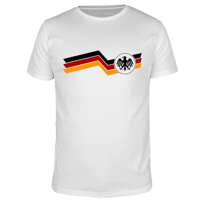Team 80er - Fußball WM - Männer T-Shirt