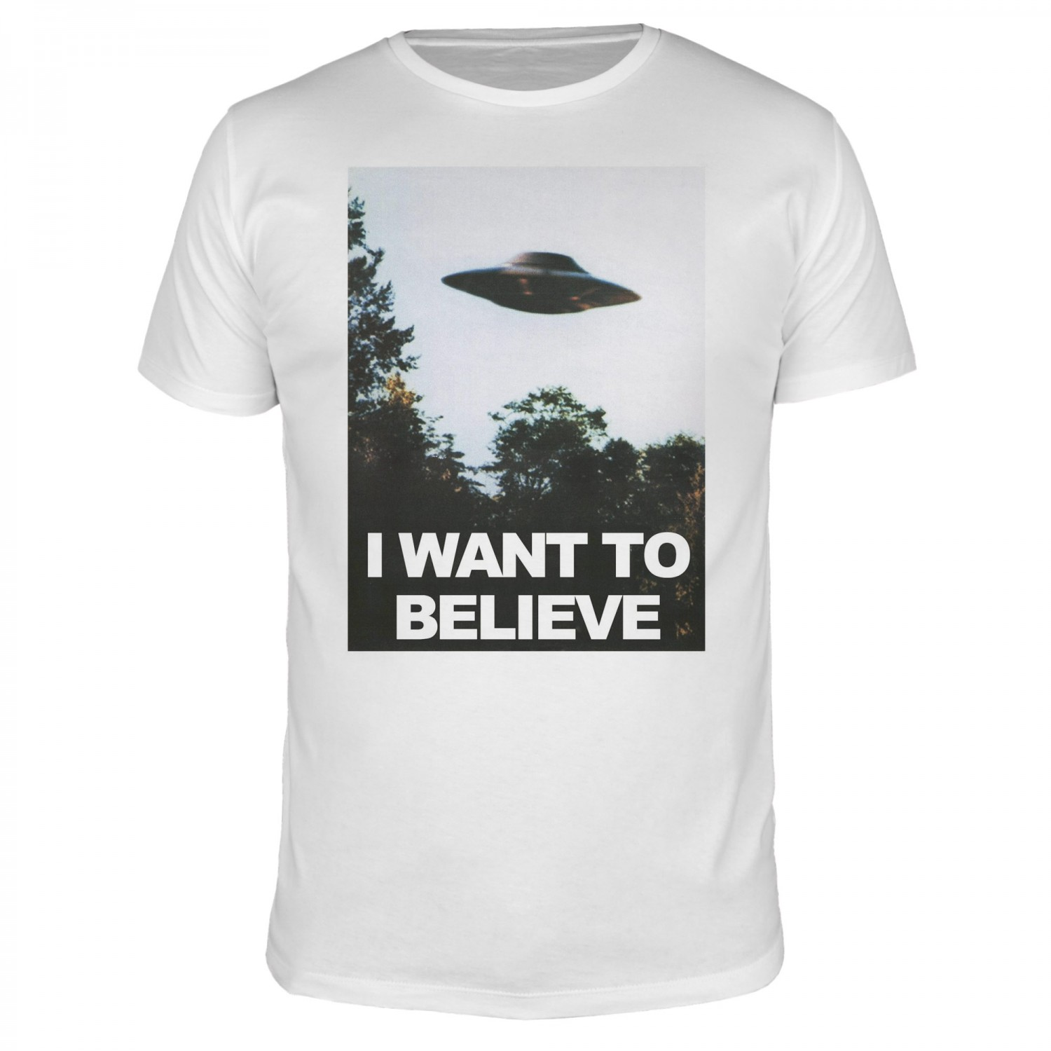 I want to believe - Männer T-Shirt