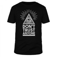 Don't Trust Anyone - Männer T-Shirt