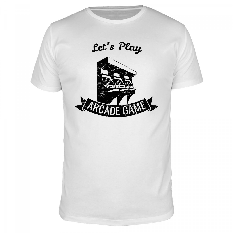 Arcade Game - Männer T-Shirt
