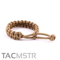 TACMSTR Mad Max Paracord Bracelet Armband Cobra Stitch
