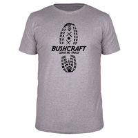Bushcraft  - Leave No Trace - Männer Organic T-Shirt