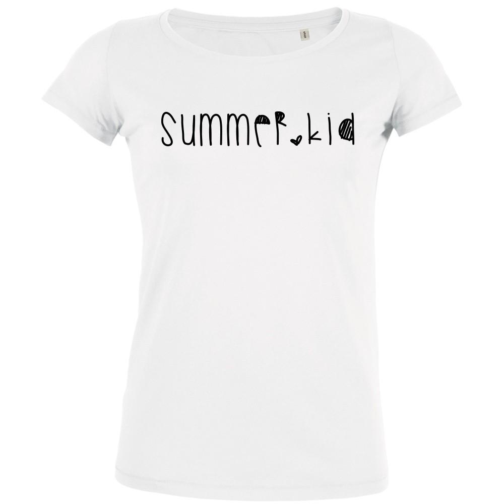 Summer Kid - Frauen T-Shirt