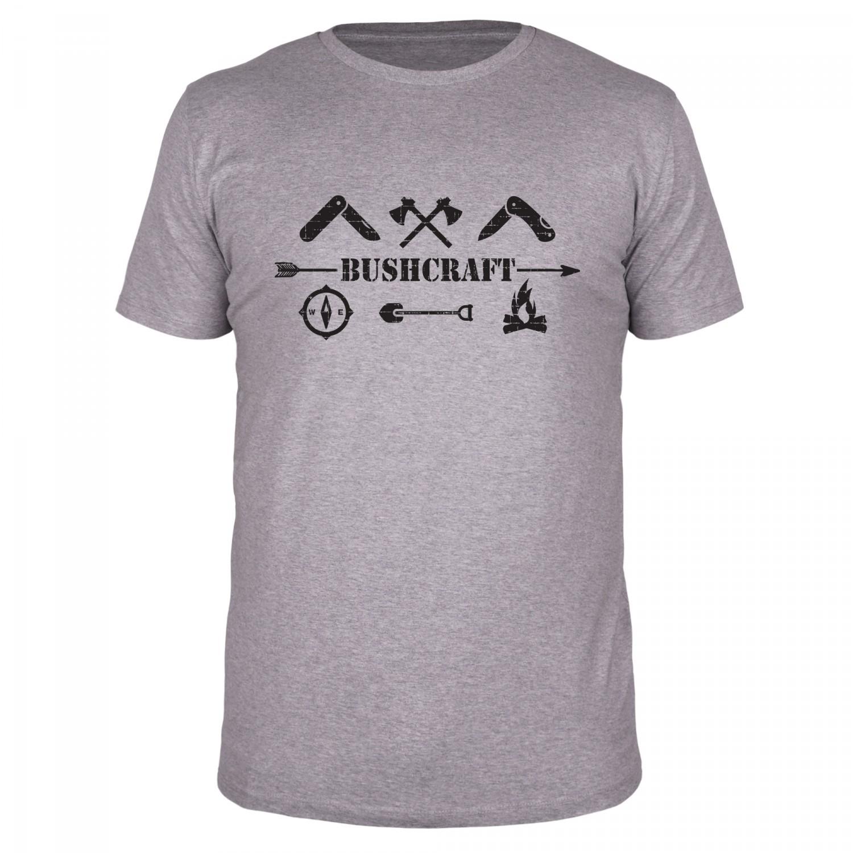 Bushcraft - Männer Organic T-Shirt