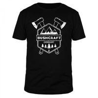 Bushcraft Germany - Männer Organic T-Shirt