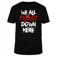 We All Float Down Here Vintage - Männer Organic T-Shirt