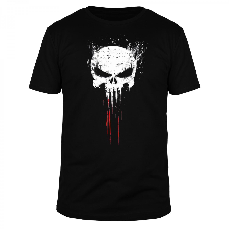 The Punisher Vintage - Männer T-Shirt