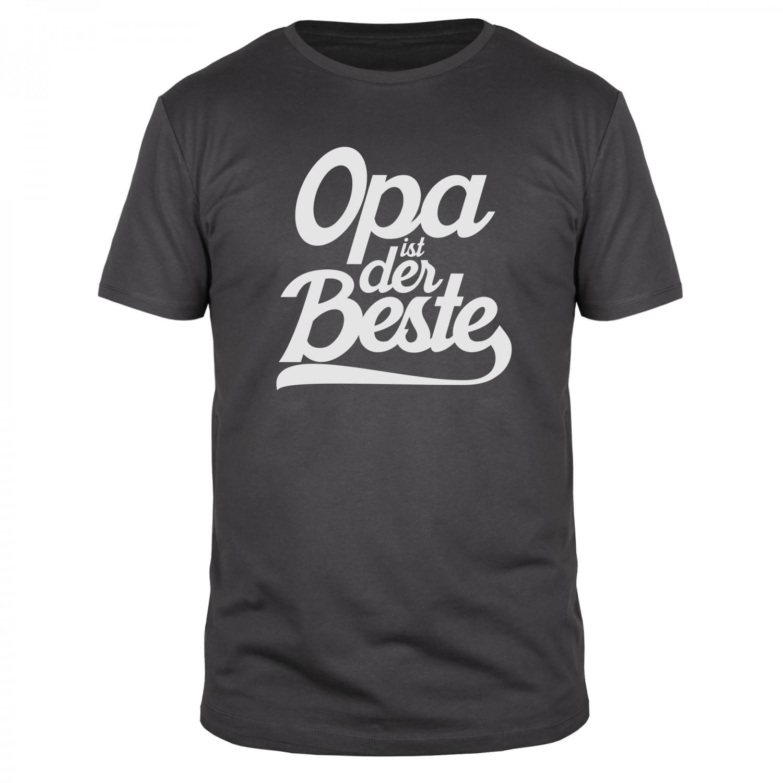 Opa ist der Beste! - Männer T-Shirt