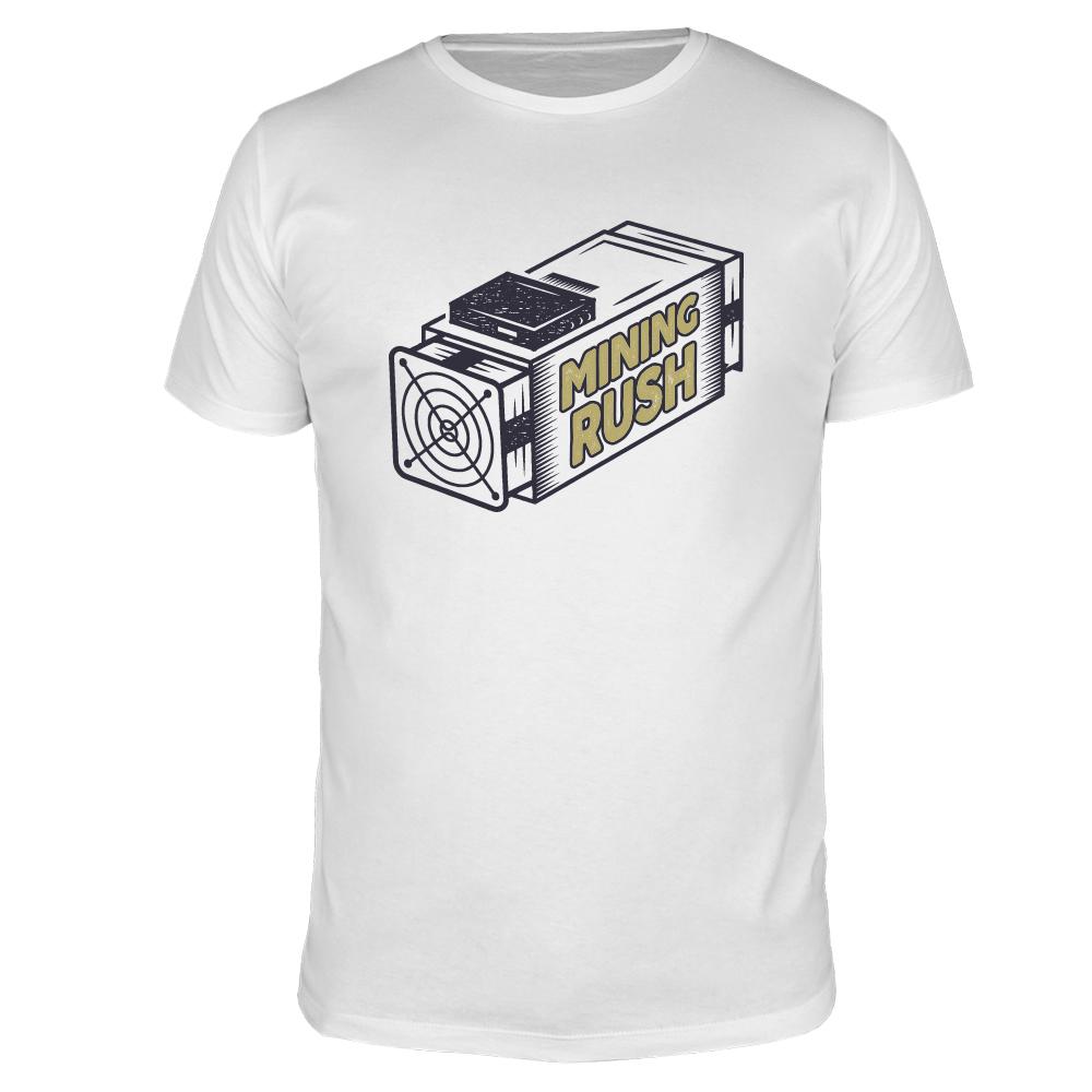 Mining Rush - Männer T-Shirt