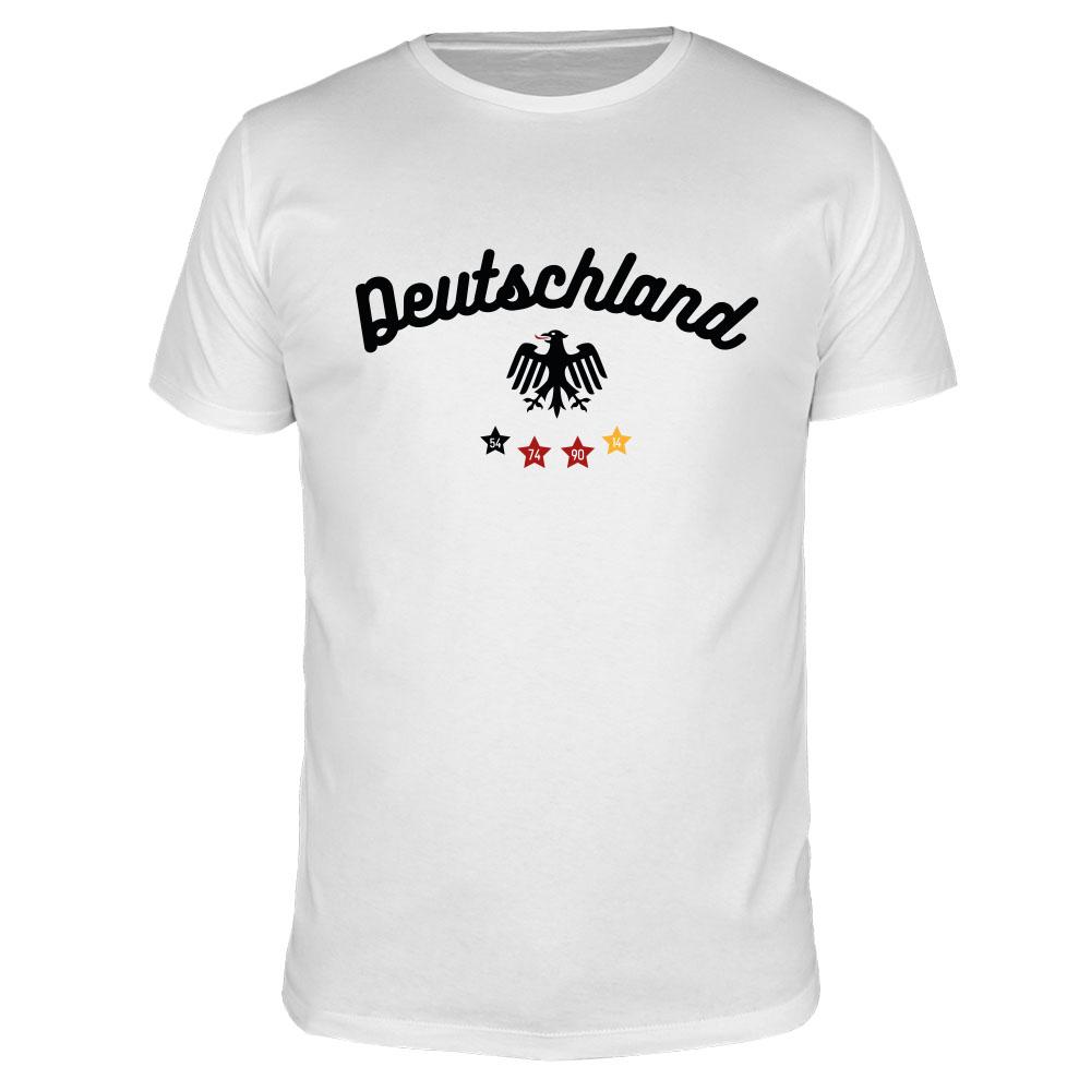Deutschland Adler Sterne - Kinder T-Shirt