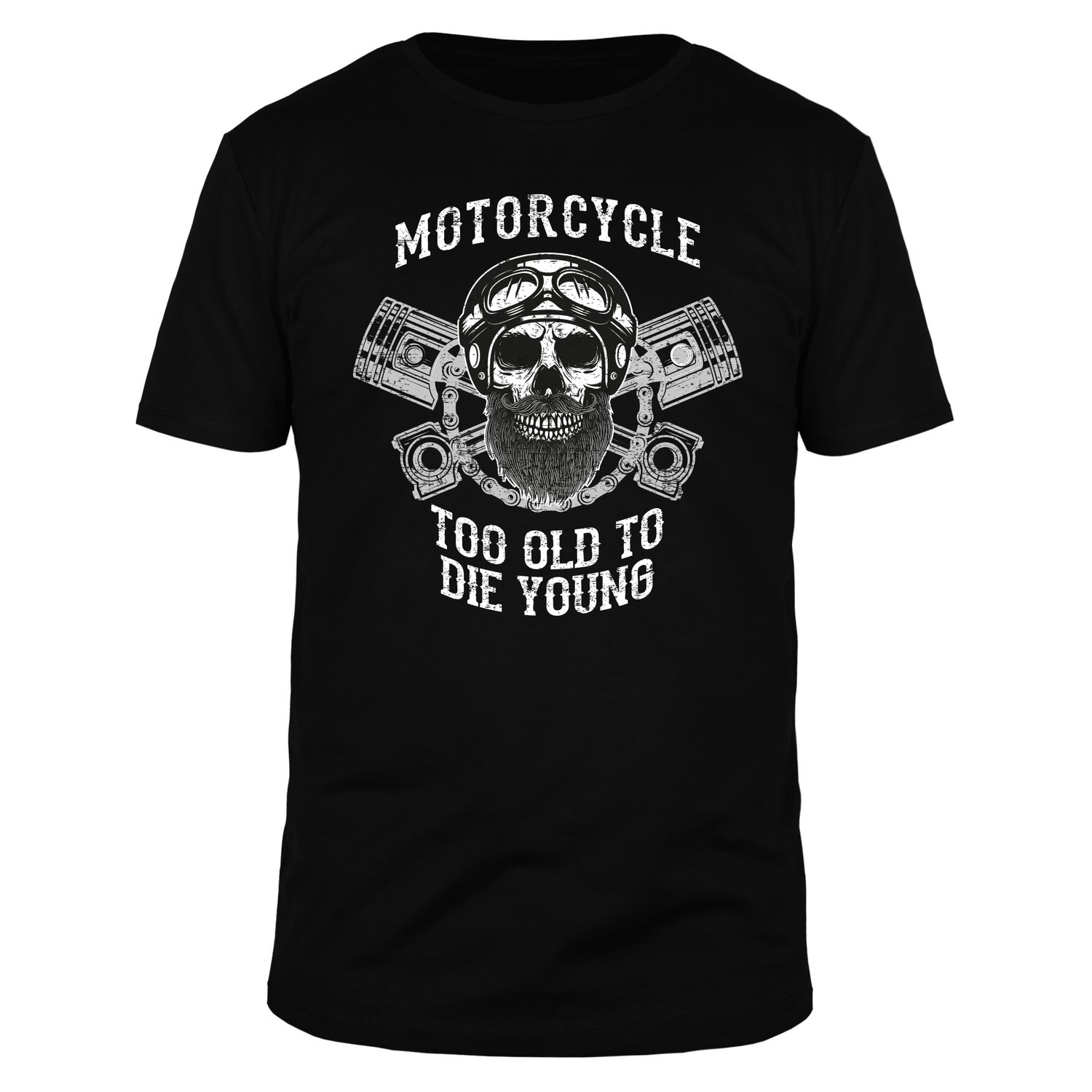 Too Old To Die Young - Männer T-Shirt