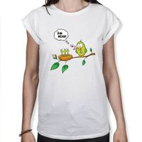 Ääh Miau - Damen T-Shirt