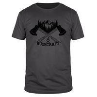 Bushcraft II - Männer Organic T-Shirt