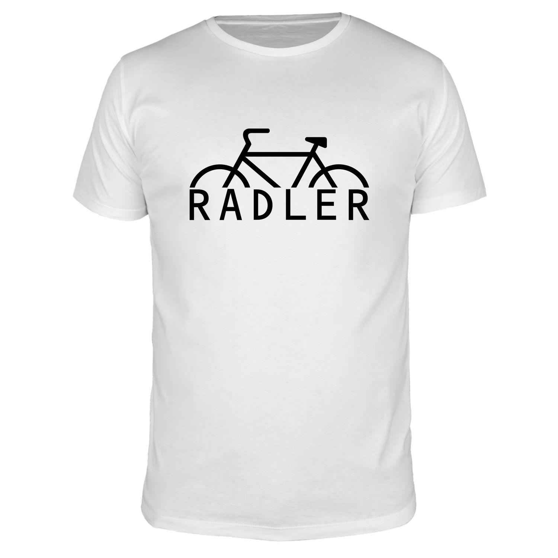 Radler - Männer Organic T-Shirt