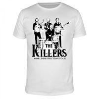 The Killers World Destruction Tour - Männer Organic T-Shirt