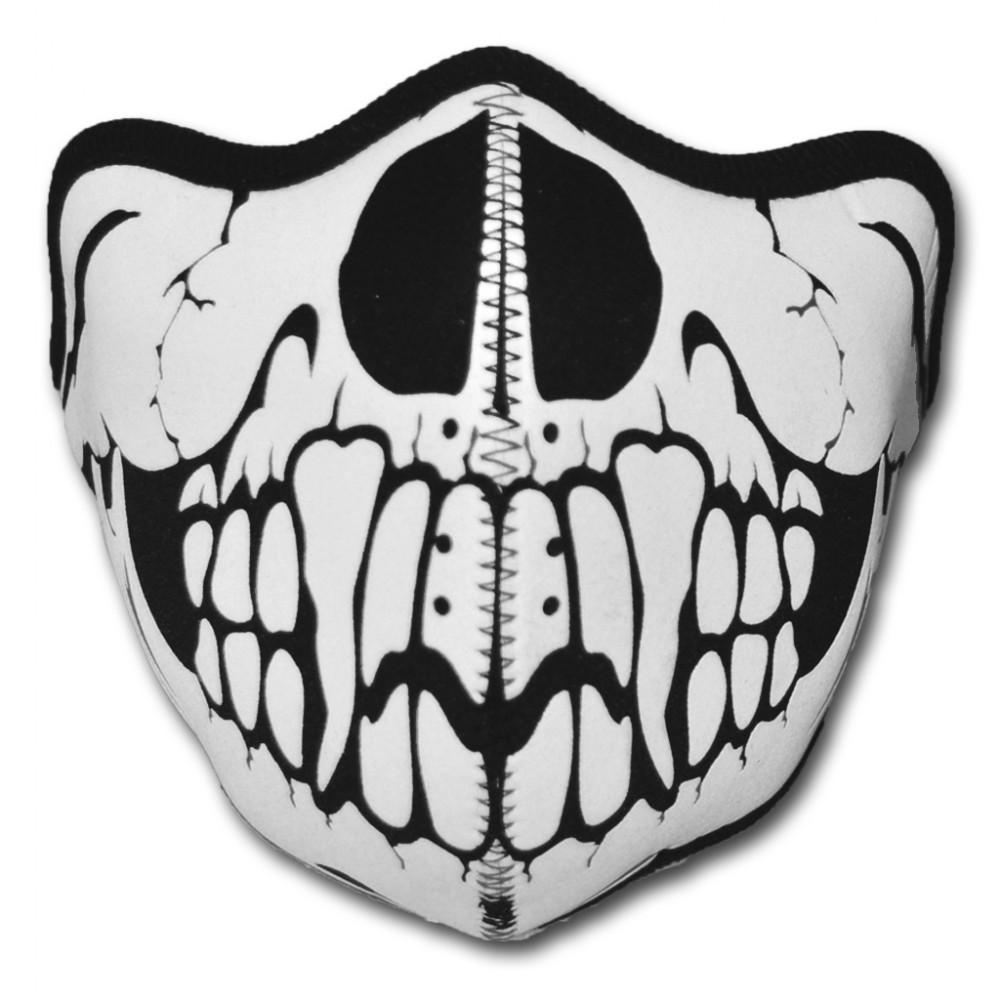 WINDMASK Neopren Halbgesichtmaske ohne Nasenbügel - #102