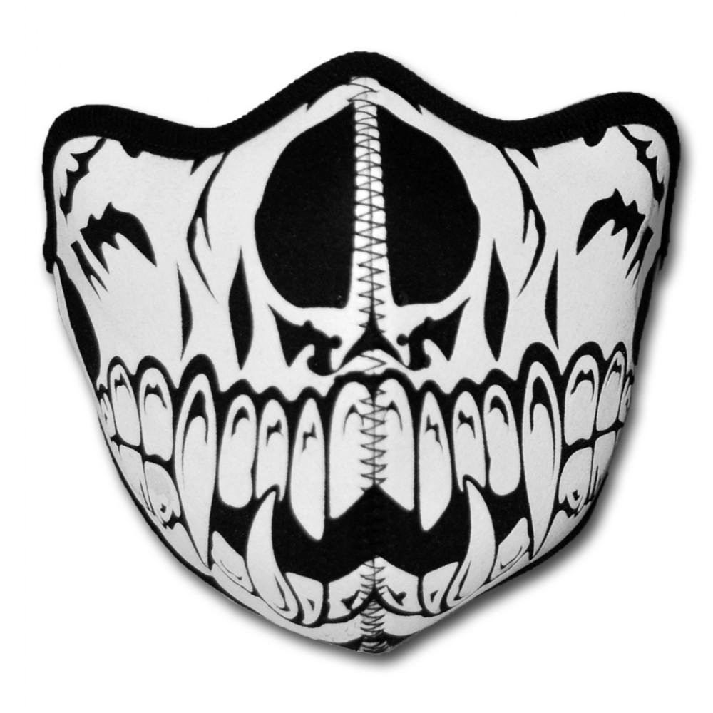 WINDMASK Neopren Halbgesichtmaske ohne Nasenbügel - #104