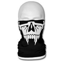WINDMASK Ski Snowboard Winter Microfleece Tube - Monster